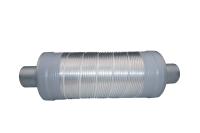 Flüsterleise Warmluftschalldämpfer 60mm