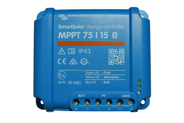 Victron Smartsolar MPPT 75/15 15A Solar Laderegler