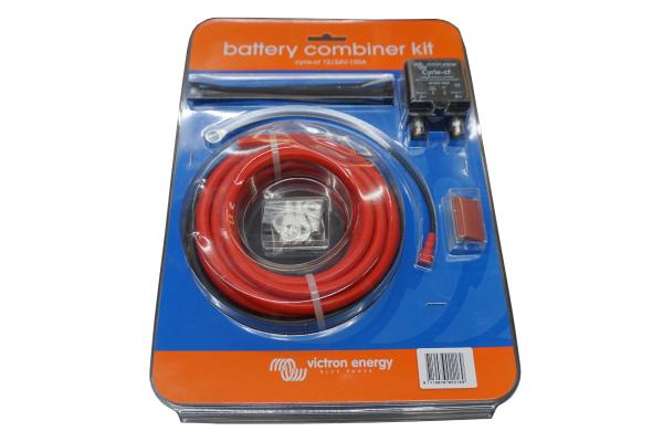 Victron Cytrix-ct 12V/24V - 120A Batteriekoppler Set